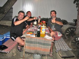 На масата-пиене